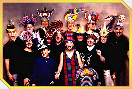 Big Catalog Listing Performing Acts Crazy Hat Creations