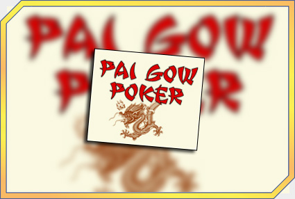 how to set pai gow hands